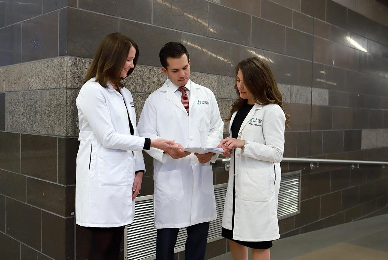 Hospital Affiliations - Doctors Talking