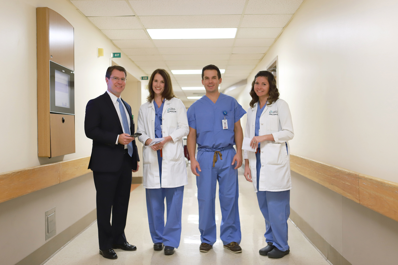 Laparoscopic Surgery - Surgical Team